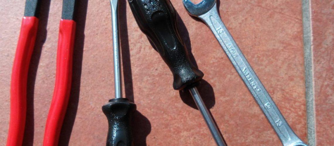 Werkzeug Repair-Café UnterFAIRing